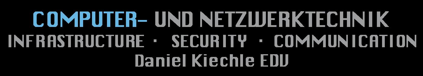 Daniel Kiechle EDV
